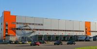 Lesjöfors Russian logistic center